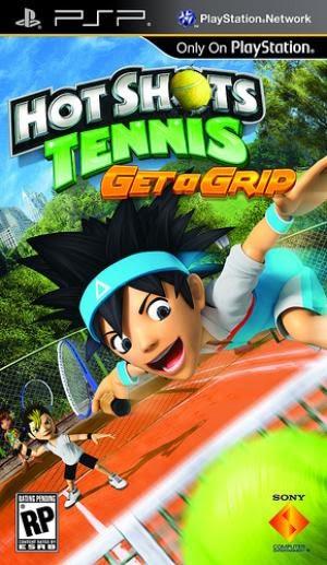 Hot Shots Tennis Get A Grip